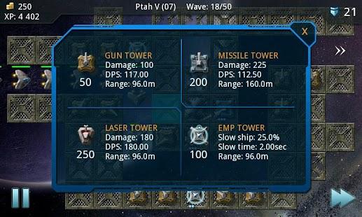 Solar Defence- screenshot thumbnail