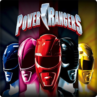 Power Rangers Paint