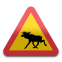Vägmärken SE icon