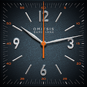 Eixample Blue - Watch Face