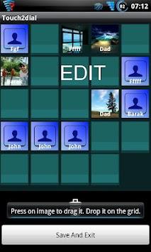 Touch 2 dial APK screenshot thumbnail 7
