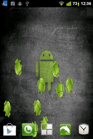 Free DroidLiveWallpaper - screenshot