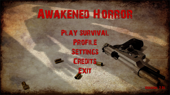 Awakened Horror screenshot