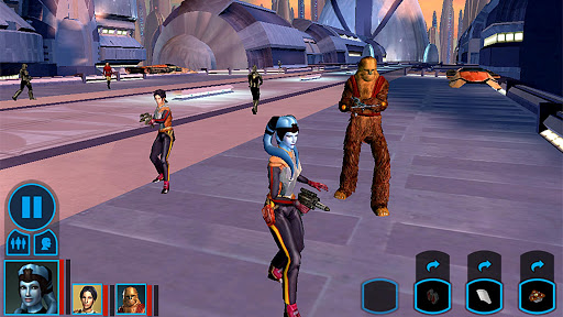 Screenshot for Star Wars™: KOTOR in United States Play Store