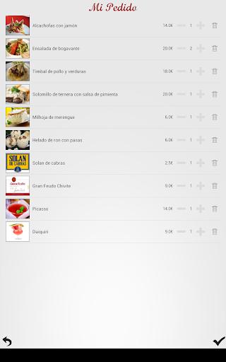 玩商業App|SmartMenu Carta Digital免費|APP試玩