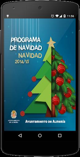 Programa Navidad Almería 2014