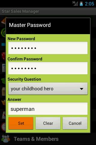 玩商業App|Star Sales Manager免費|APP試玩