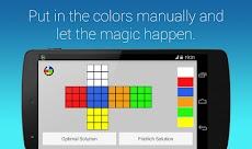 Rubik's Cube Fridrich Solverのおすすめ画像3
