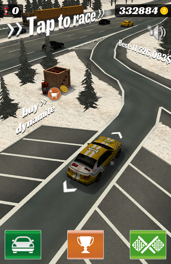 Highway Crash Derby - screenshot