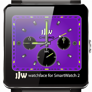 JJW Chrono Watchface 7 for SW2.apk 1.0