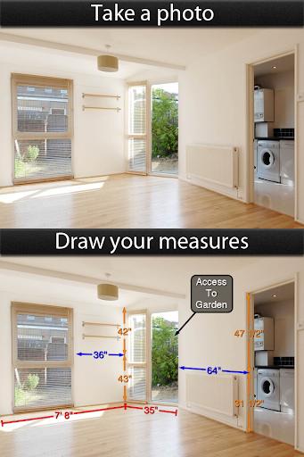 Photo Measures Lite screenshot 1