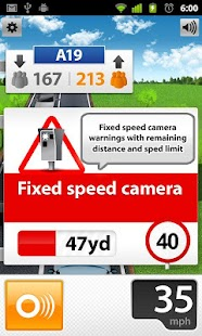 Speed Cams Wikango HD v4.3.2 - screenshot thumbnail