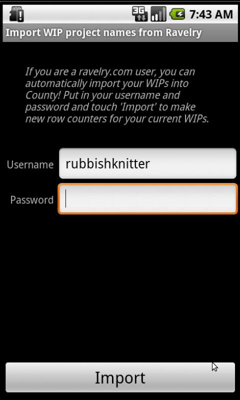 County Plus- screenshot