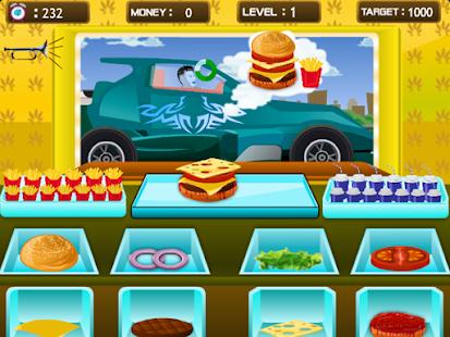 烹飪漢堡司機 休閒 App-愛順發玩APP
