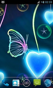 Magic Ripple : Neon Butterfly - náhled