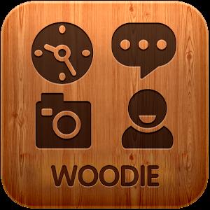 Woodie GO Launcher Theme APK