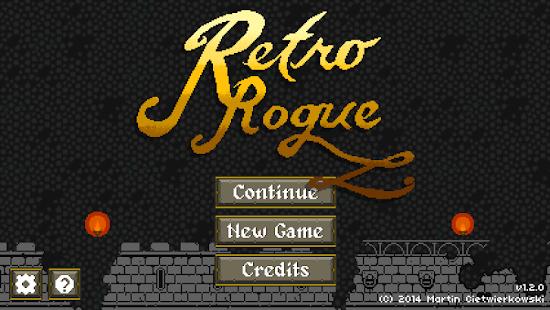 Retro Rogue- screenshot thumbnail