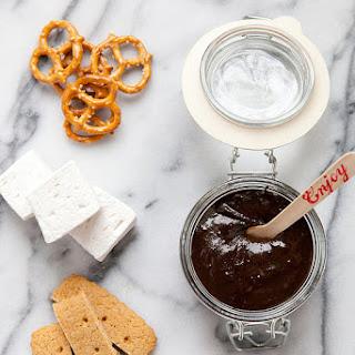 Chocolate Hazelnut Spread {DIY Nutella}.