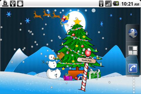 Christmas Night - screenshot