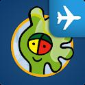 Logitravel Voos Booking online logo
