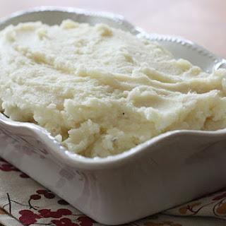 Potato Parsnip Mash