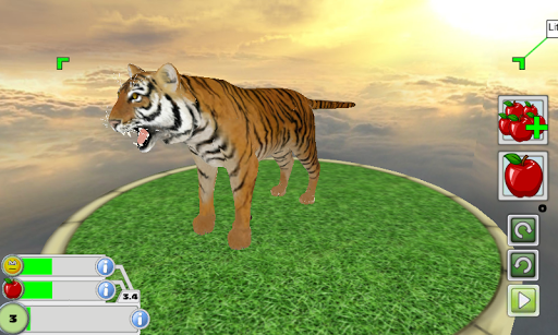 Pocket Tiger Pet 3D