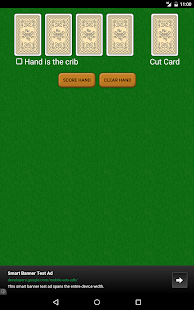 Cribbage Hand Scorer- screenshot thumbnail