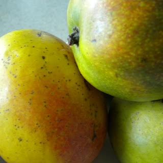 Simple Mango Marmalade