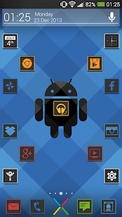 Diverse Icon Pack - screenshot thumbnail