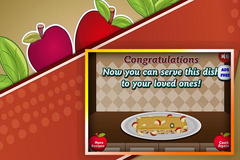 Apple Pie Cooking 1.5.0 screenshots 5