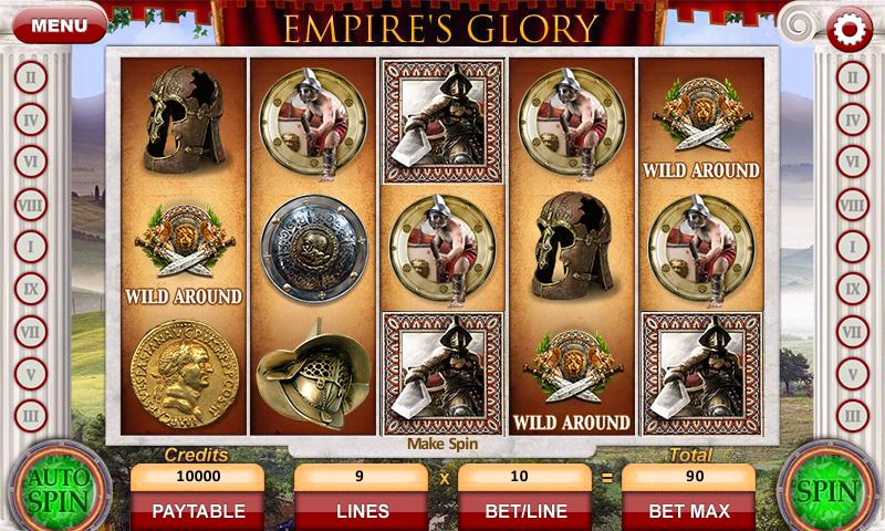 android slot machine example