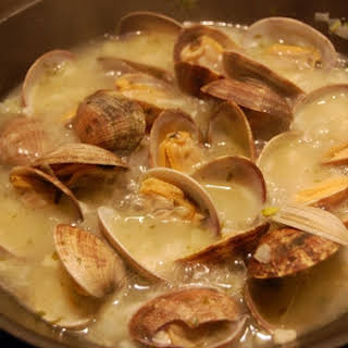 Sailor's Clams.