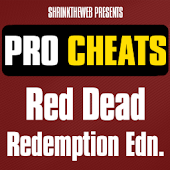 Pro Cheats Red Dead Redem. Edn
