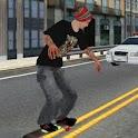 Skate X 3D icon