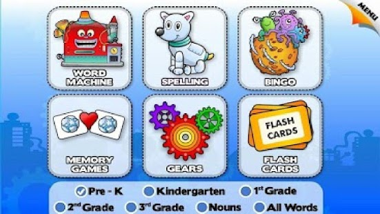 Sight Words Games & Flashcards - screenshot thumbnail