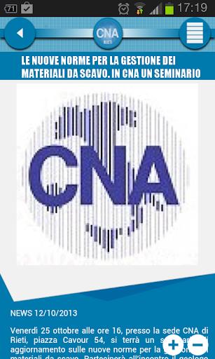 CNA Rieti