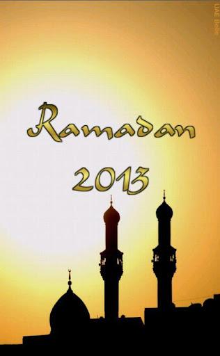 Ramadan 2013 Free