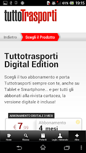 Tuttotrasporti- screenshot thumbnail
