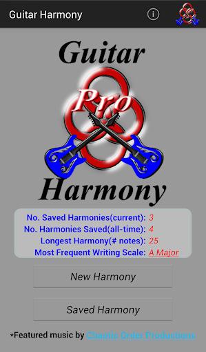 Guitar Harmony