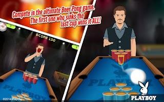 Screenshot of Playboy Pong Shot Reloaded