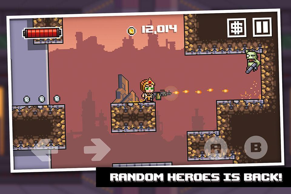 Random Heroes 2 screenshot #1