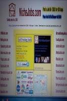 Screenshot of NicheJobs.com Jobs