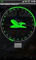 Screenshot of Auto Airplane Mode (Free)