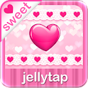 ♥ Hot Sweet Heart Theme SMS ♥ icon
