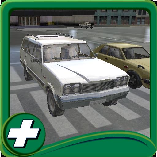 賽車遊戲App|立体駐車場マニア - 車 LOGO-3C達人阿輝的APP