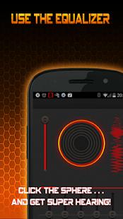 Ear Agent: Super Hearing Screenshot