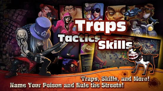 Clash of Mafias Apk Full v1.0.65 Mod