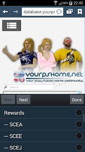 YourPSHome.net Database