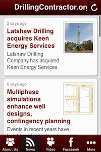 Drilling Contractor Mag screenshot 0