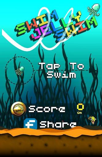 Swim Jelly Swim